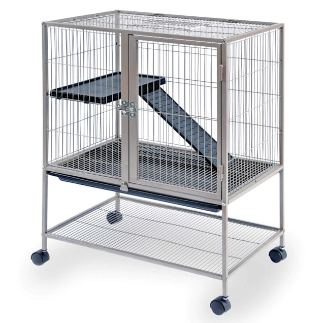 Prevue Pet Products Cocoa Frisky Ferret & Rabbit Cage - Carousel image #1