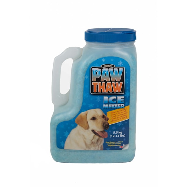 Pestell Paw Thaw Pet Friendly Ice Melter Jug, 12.1 lbs. - Carousel image #1