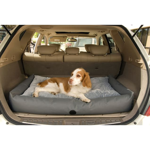"K&H Gray Travel & SUV Dog Bed, 48"" L x 30"" W - Carousel image #1"