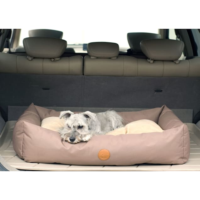 "K&H Tan Travel & SUV Dog Bed, 48"" L x 30"" W - Carousel image #1"