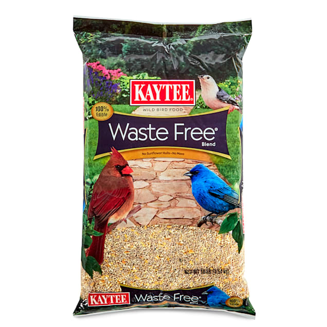 Kaytee Waste Free Wild Bird Food - Carousel image #1