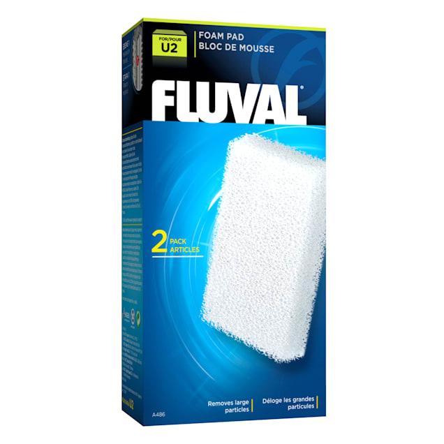 Fluval U2 Foam Pad, Pack of 2 - Carousel image #1
