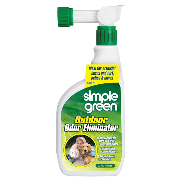 Simple Green Outdoor Pet Odor Eliminator, 32 fl. Oz. - Carousel image #1