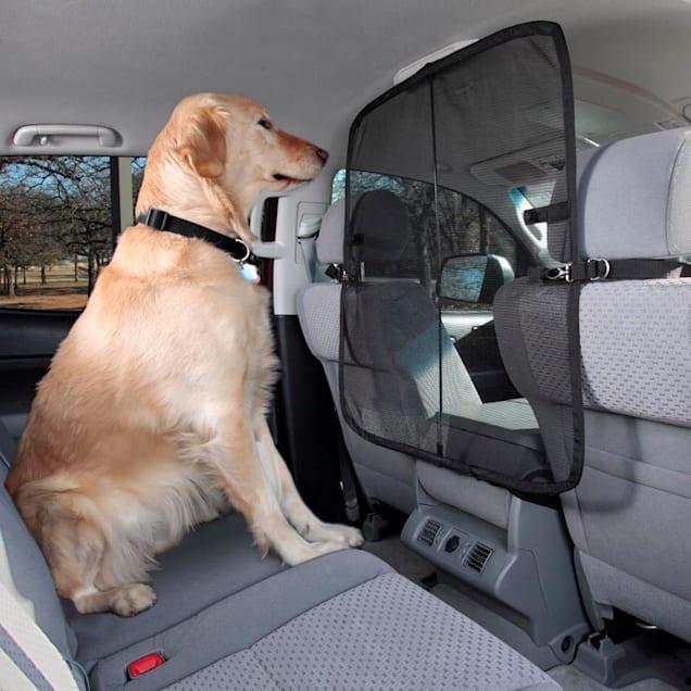 Solvit Front Seat Net Pet Barrier - Carousel image #1