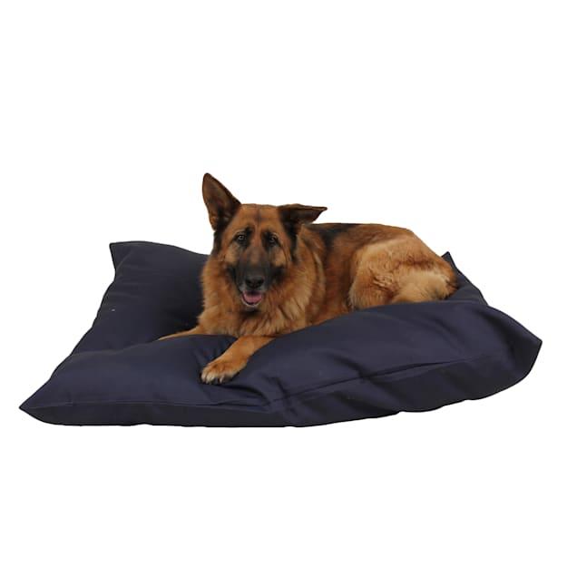 "Carolina Pet Company Blue Indoor Outdoor Shebang Dog Bed, 54"" L x 44"" W - Carousel image #1"