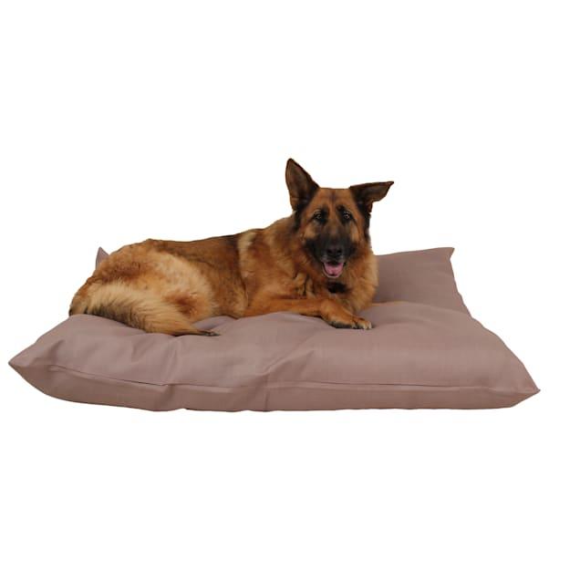 """Carolina Pet Company Tan Indoor Outdoor Shebang Dog Bed, 54"""" L x 44"""" W - Carousel image #1"""