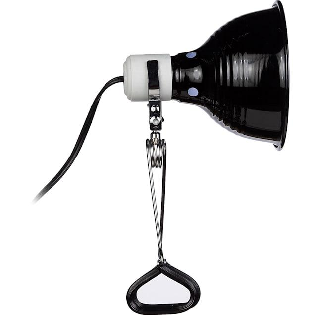 """Fluker's Clamp Lamp with Dimmer, 5.5"""" Diameter - Carousel image #1"""