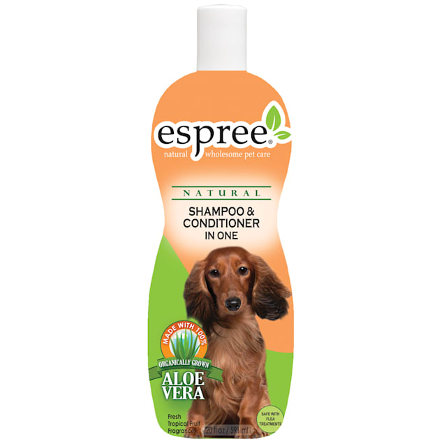 Espree Shampoo & Conditioner in One for Dogs, 20 fl. oz. - Carousel image #1
