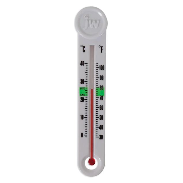 JW Pet Magnet Smart Temperature Aquarium Thermometer - Carousel image #1