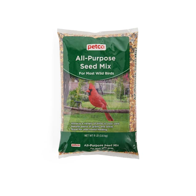 Petco All Purpose Seed Mix Wild Bird Food - Carousel image #1