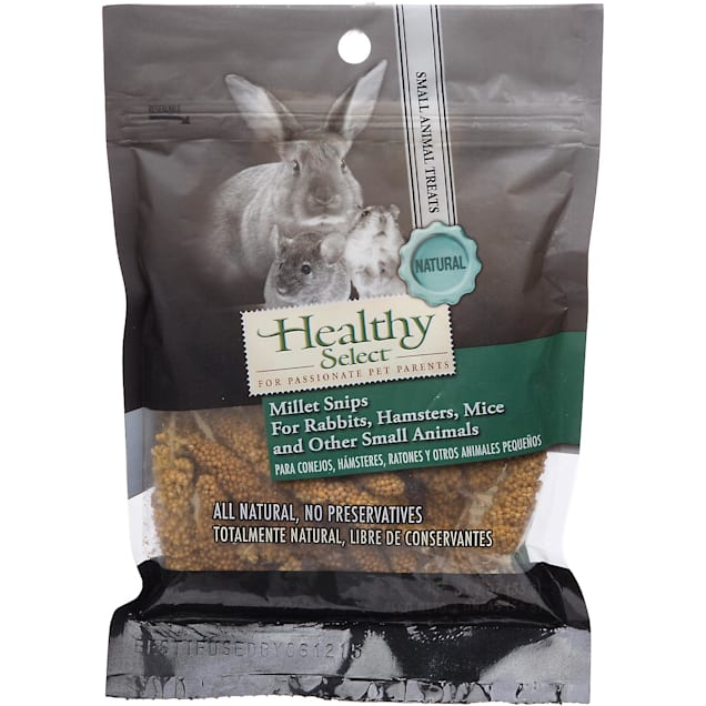 Healthy Select Millet Snips for Small Animals, 2 oz. - Carousel image #1