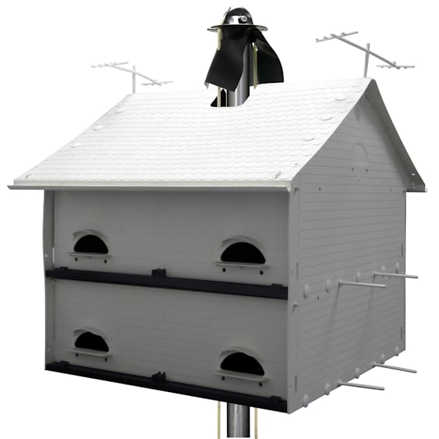 """S&K Manufacturing Heavenly Haven Purple Martin House, 20"""" L X 19.75"""" W X 21.5"""" H - Carousel image #1"""