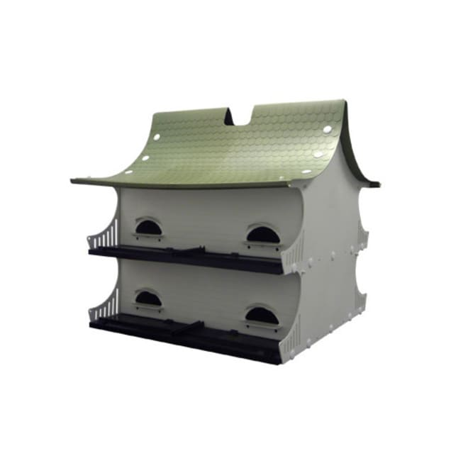 "S&K Manufacturing Great 8 Purple Martin House, 20"" L X 19.75"" W X 21.5"" H - Carousel image #1"