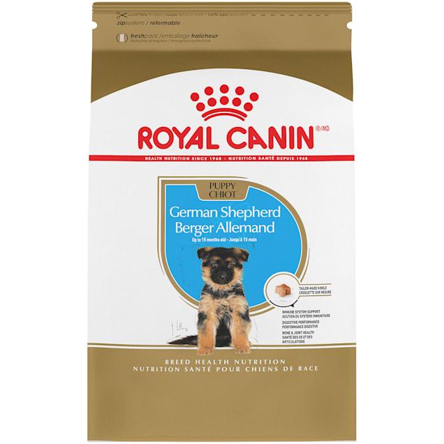 Royal Canin Breed Health Nutrition German Shepherd Puppy Dry Dog Food, 30 lbs. - Carousel image #1