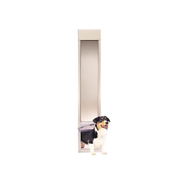 "PetSafe Freedom Patio Panel, 81"", Satin, Small - Carousel image #1"