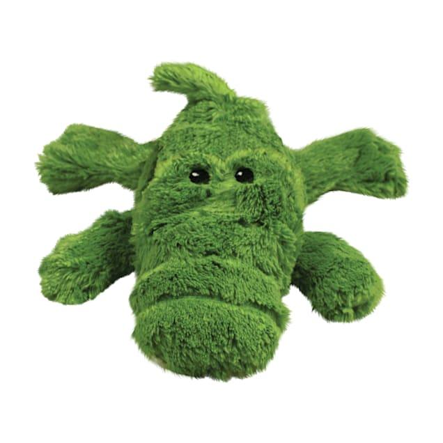 KONG Cozies Alligator  Dog Toy, Medium - Carousel image #1