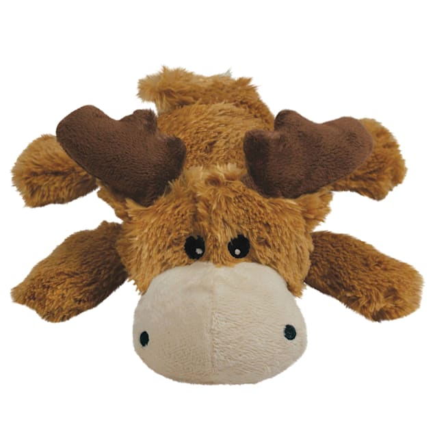 KONG Cozie Marvin Moose Dog Toy, Medium - Carousel image #1