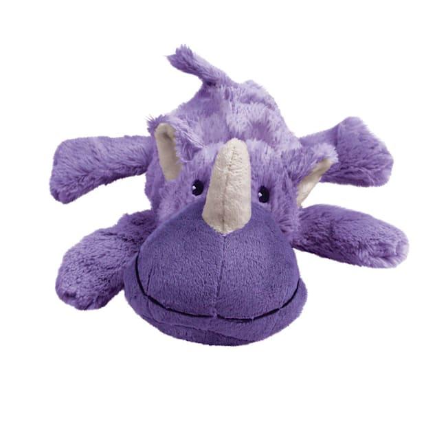 KONG Cozie Rosie Rhino Dog Toy, Medium - Carousel image #1