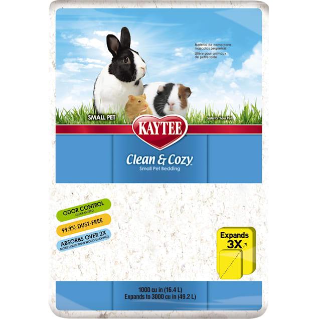 Kaytee Clean & Cozy Small Animal Bedding, 49.2 Liters (3000 cu. in.) - Carousel image #1
