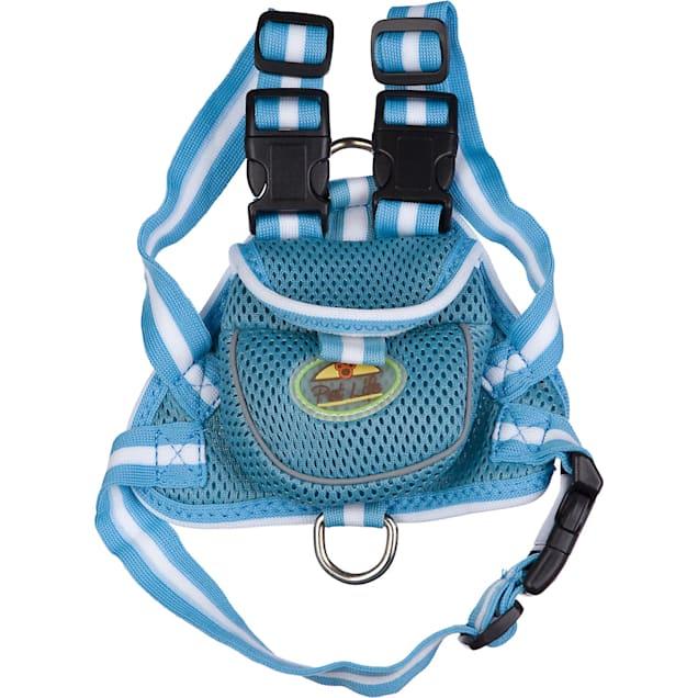 Pet Life Blue Backpack Dog Harness, Medium - Carousel image #1