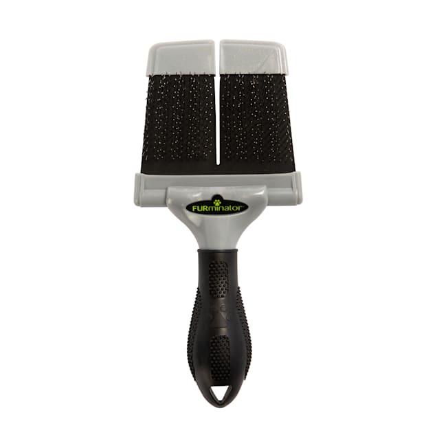 FURminator Soft Slicker Brush for Large Dogs - Carousel image #1