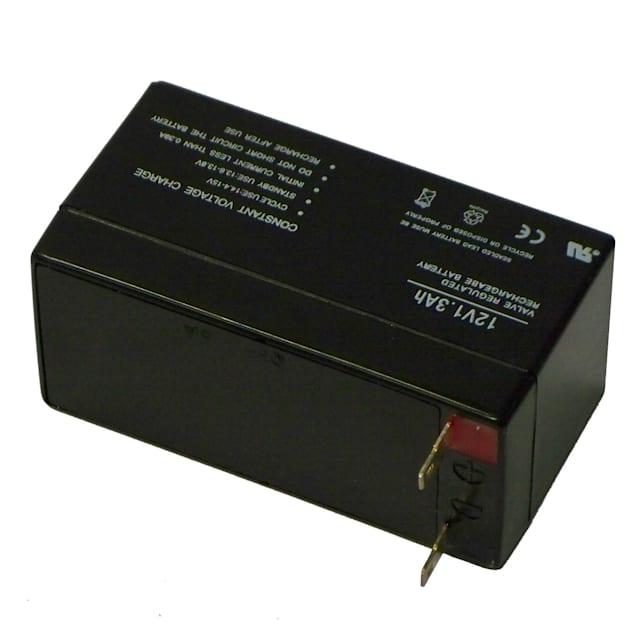 High Tech Pet Rechargeable Power Pet Door Battery, 12 Volts - Carousel image #1