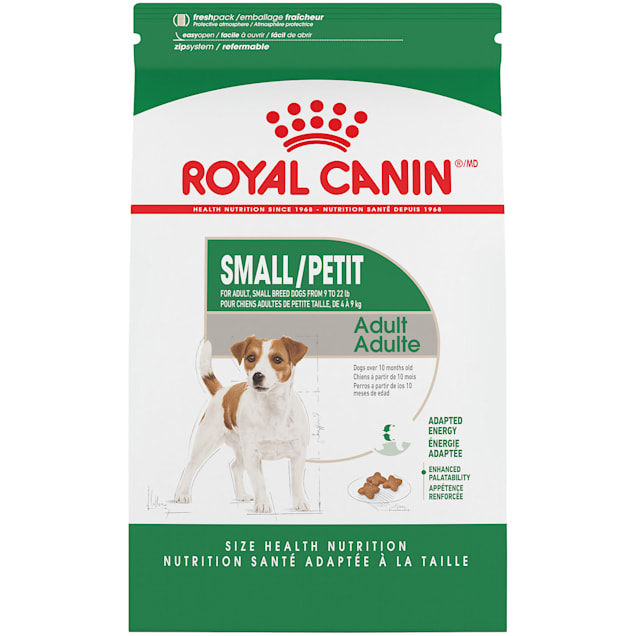 Royal Canin Small Breed Adult Dry Dog Food, 14 lbs. - Carousel image #1