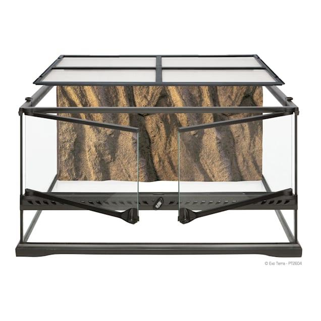 "Exo-Terra Glass Terrarium, 24"" L X 18"" W X 12"" H - Carousel image #1"