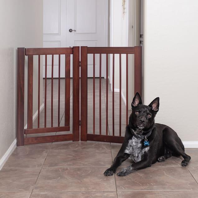 "Primetime Petz 360 Configurable Pet Gate Extension Kit With Door, 30"" - Carousel image #1"