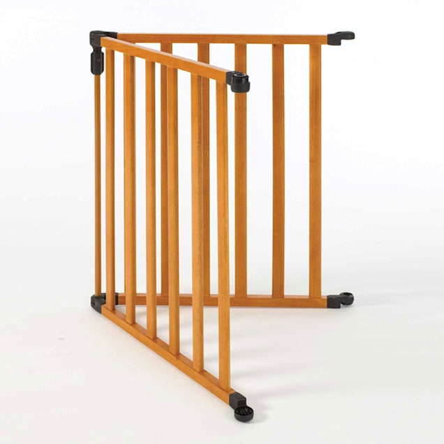 North States 3-in-1 Wood Superyard 2-Panel Extension - Carousel image #1