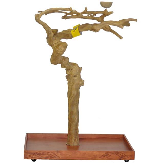 A&E Cage Company Single Java Tree Stand, Medium - Carousel image #1