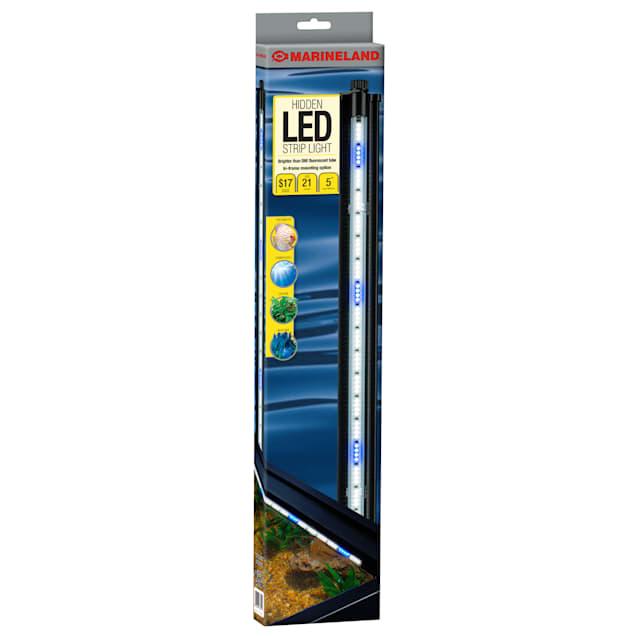 "Marineland Hidden LED Strip Light For Aquariums, 21"" - Carousel image #1"