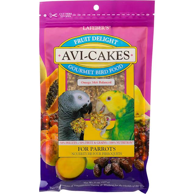 Lafeber's Fruit Delight Avi-Cakes for Parrots - Carousel image #1
