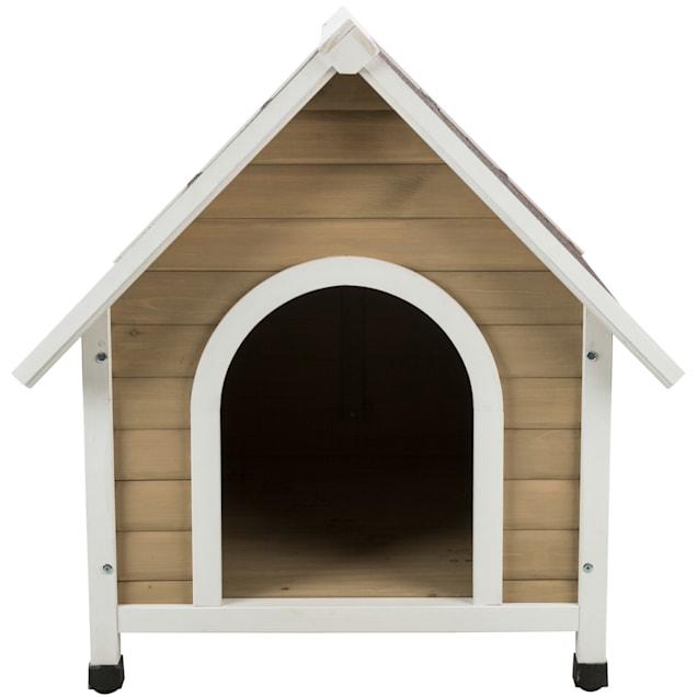 "Trixie Natura Nantucket Dog House, 35.5"" L X 37.5"" W X 42"" H, Large - Carousel image #1"