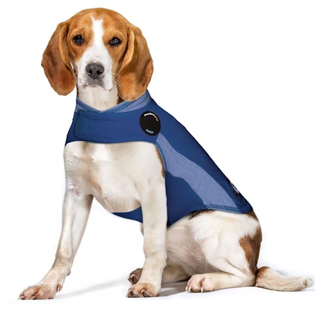 Thundershirt Blue Polo Dog Anxiety Solution, Medium - Carousel image #1