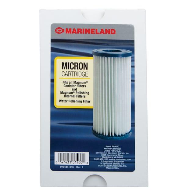 Marineland Magnum Micron Cartridge Water Polishing Filter - Carousel image #1