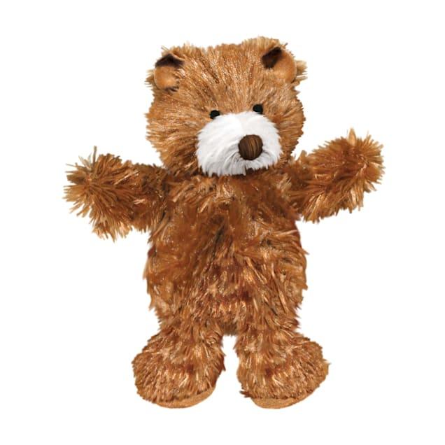 KONG Teddy Bear Dog Toy, X-Small - Carousel image #1