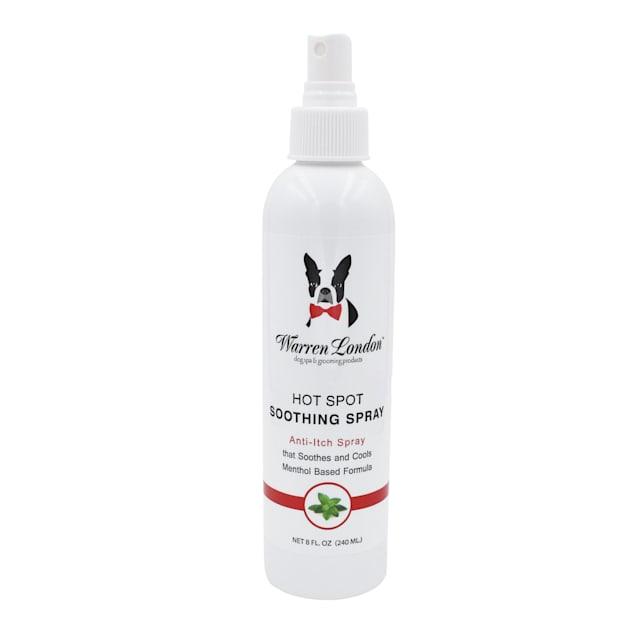 Warren London Hot Spot Soothing Spray for Dogs, 8 fl. oz. - Carousel image #1