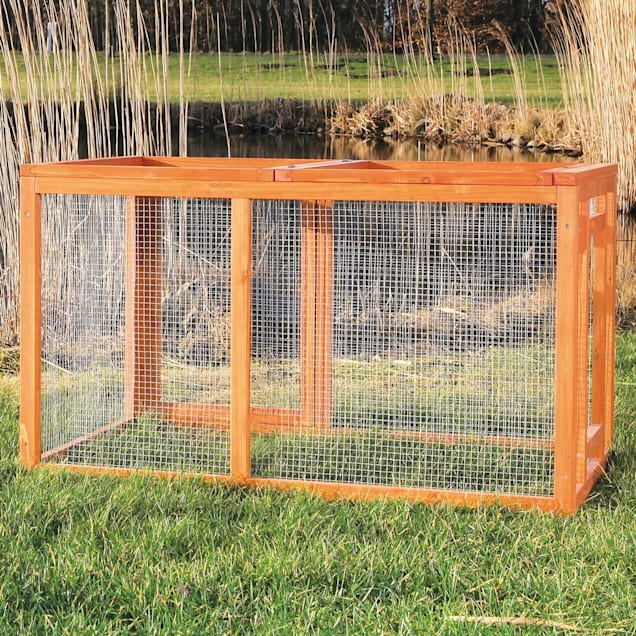 Trixie Natura Outdoor Run for Chicken Coops - Carousel image #1