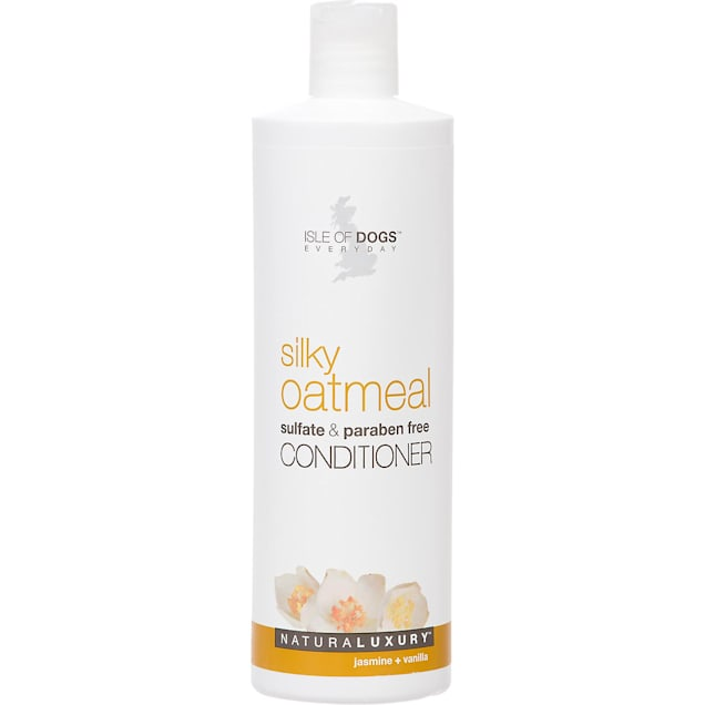 Isle of Dogs Everyday Silky Oatmeal Conditioner for Dogs - Carousel image #1