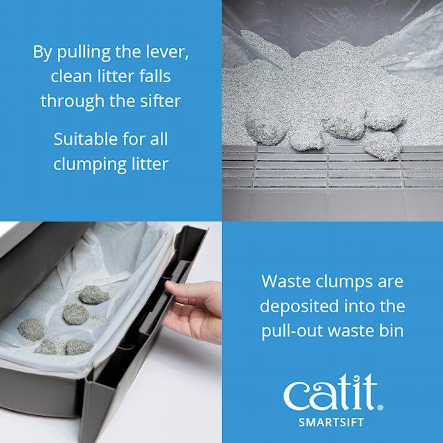 CatIt SmartSift Litter Box - Carousel image #1