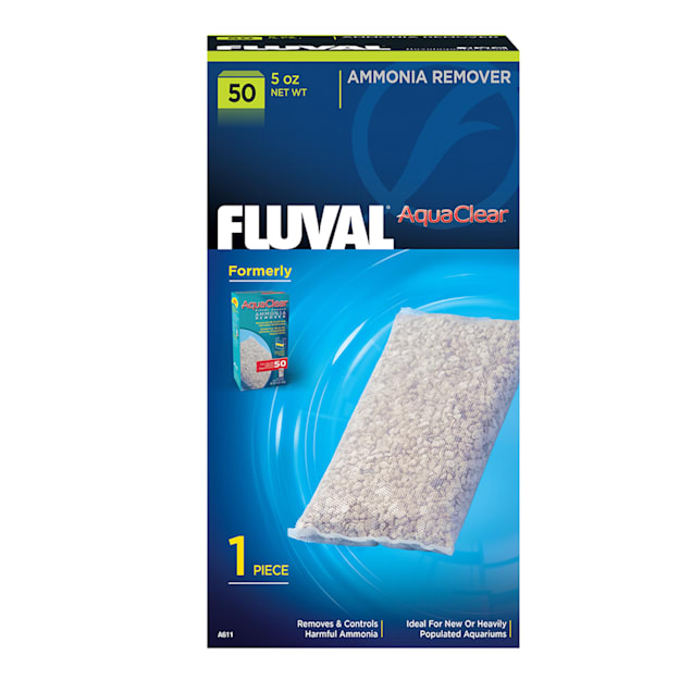AquaClear 50 Filter Insert Ammonia Remover - Carousel image #1