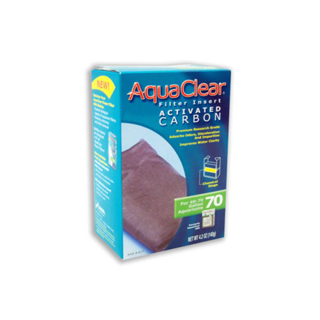 AquaClear Filter Insert Activated Carbon 70 - Carousel image #1
