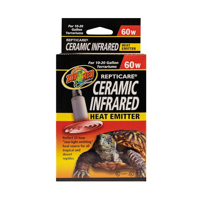 Zoo Med Repticare 60 Watt Ceramic Infrared Heat Emitter - Carousel image #1