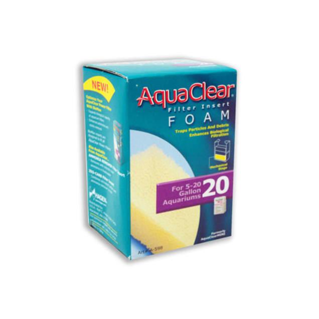 AquaClear 20 Filter Insert Foam - Carousel image #1