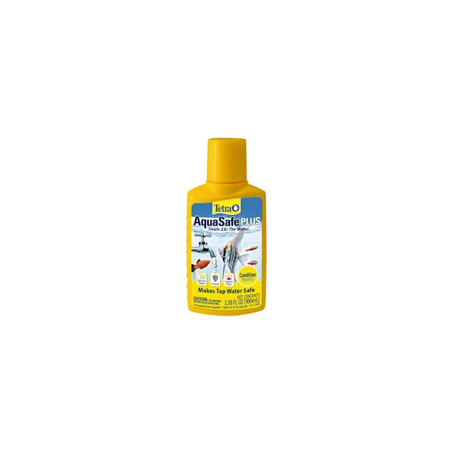 Tetra AquaSafe Water Conditioner, 3.38 fl. Oz. - Carousel image #1