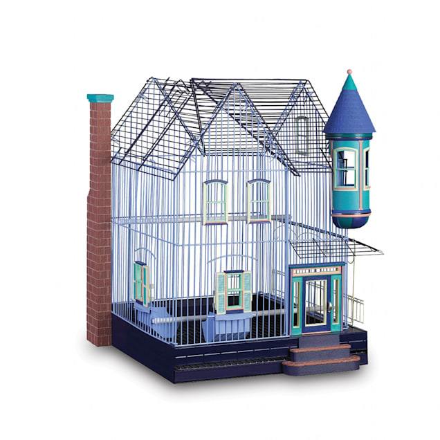 Prevue Pet Products FeatherStone Heights Victorian Bird Cage - Carousel image #1