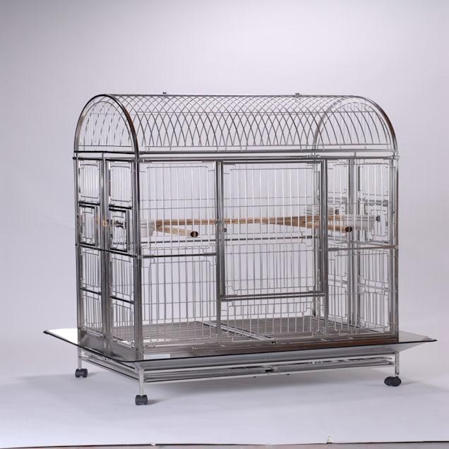 "Caitec Featherland Alexandria Bird Cage, 28"" L X 42"" W X 66"" H - Carousel image #1"