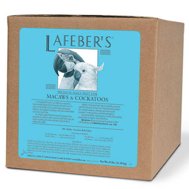 Lafeber's Premium Daily Diet for Macaws and Cockatoos - Carousel image #1