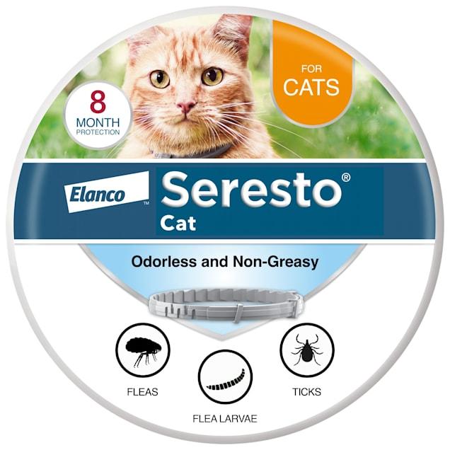 Seresto Flea and Tick Collar for Cats - Carousel image #1